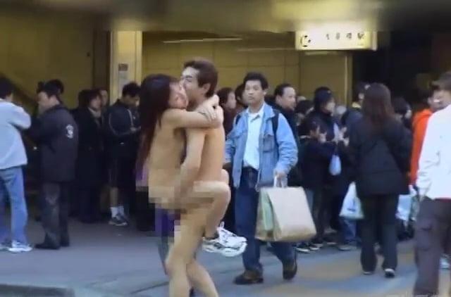 公開セックス